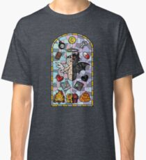 The Binding of Isaac, cathedral glass Classic T-Shirt