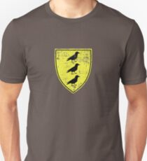 Borch Three Jackdaws Coat of Arms - Witcher T-Shirt
