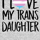 I Love my Trans Daughter by queeradise