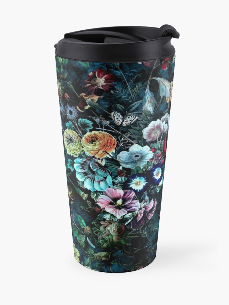 Alternate view of Night Garden Travel Mug