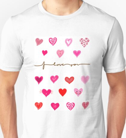 Love Card T-Shirt