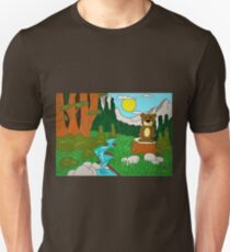 Doc Bear in Woods T-Shirt
