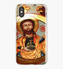 St Mina Coptic Church iPhone Case/Skin
