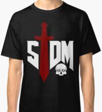 5TDM - White Classic T-Shirt