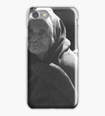 Mexican Sidewalk Sales Lady iPhone Case/Skin