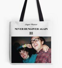 Joyce Manor Never Hungover Again Tote Bag