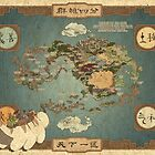 Avatar Map by whatsonyourmind