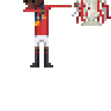 Dabbing by 8bitfootball