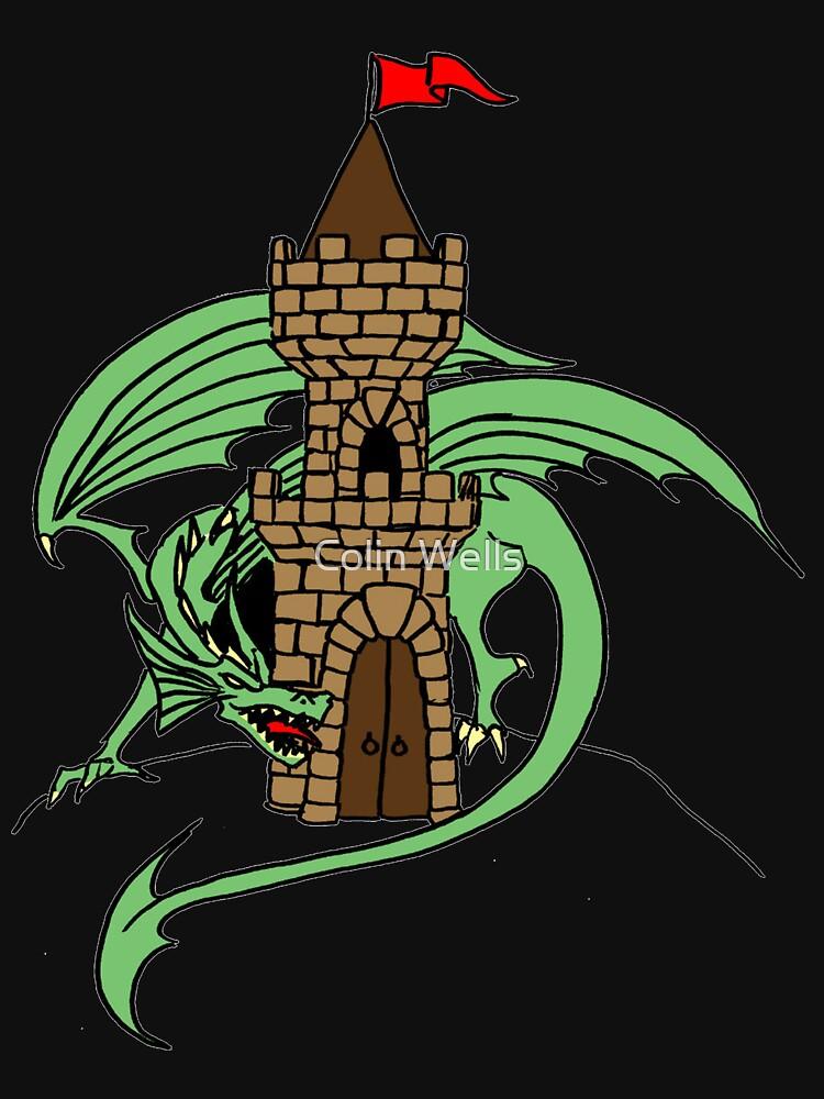 Dragon by mrdenmac