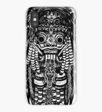 Rangda Mask iPhone Case/Skin