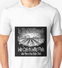 Northwest Wild Fish and Side Dish Unisex T-Shirt