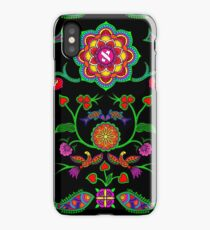 Sacred Geometry - The fruit of Love iPhone Case/Skin