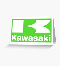 Kawasaki Greeting Card