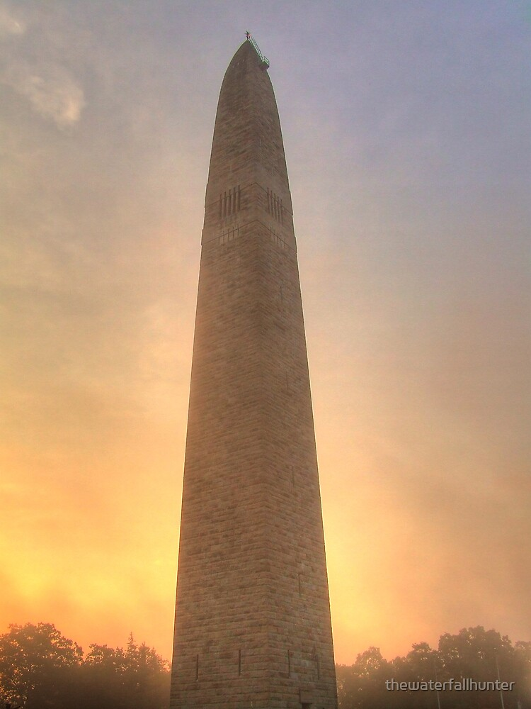 Painted Monument by thewaterfallhunter