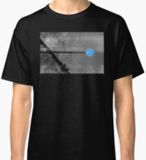 Goodbye Blue Sky Black and White Remix Classic T-Shirt