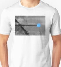 Goodbye Blue Sky Black and White Remix T-Shirt