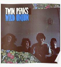 Twin Peaks Wild Onion Poster
