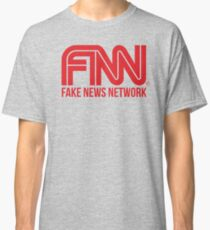 Fake News Network Classic T-Shirt