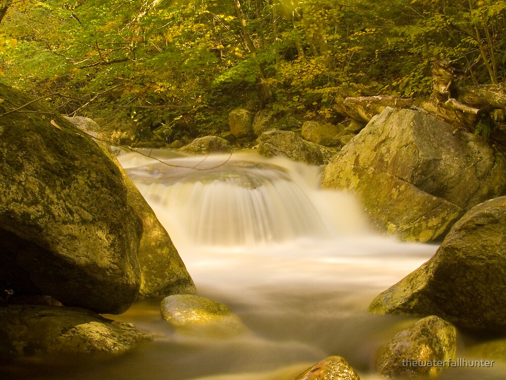 Kelly Stand Road Waterfall by thewaterfallhunter