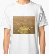 Huygen on Titan Classic T-Shirt