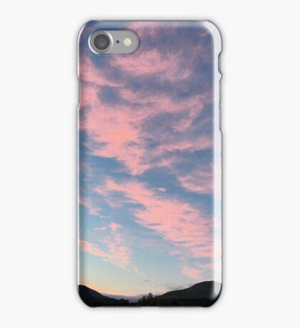 Pink Clouds iPhone Case/Skin
