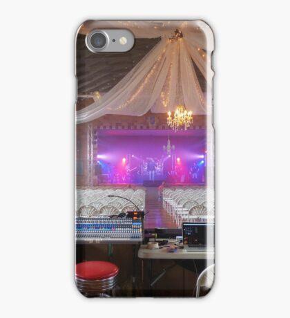 Preparing for a Concert iPhone Case/Skin