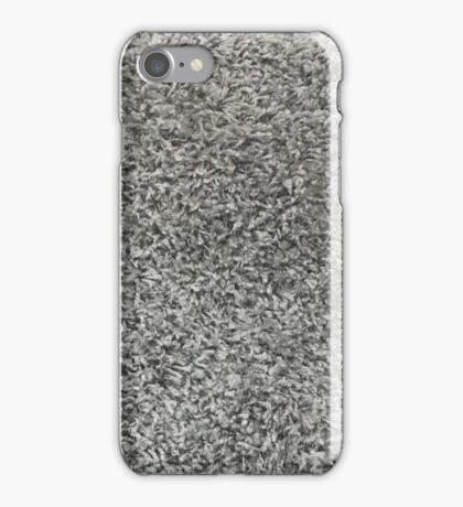 Grey Fuzz iPhone Case/Skin