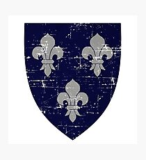 Temeria Coat of Arms - Witcher Photographic Print