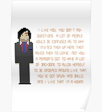 The IT Crowd – I Like That in a Woman Poster