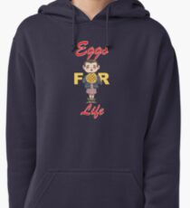 Eggo for life Pullover Hoodie