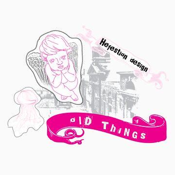 old things-black by hefest