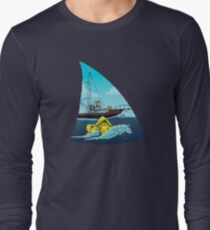 Jaws: The Orca Long Sleeve T-Shirt
