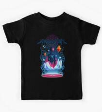 Hyper Sleeper Design (only works with BLACK background) Kids Tee