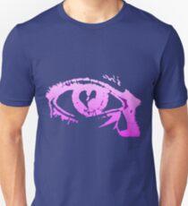 Eye Cry [Violet] Unisex T-Shirt