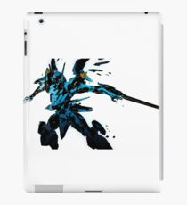 Zone of the enders 2nd runner Jehuty iPad Case/Skin