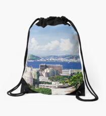 Santa Tereza View Drawstring Bag