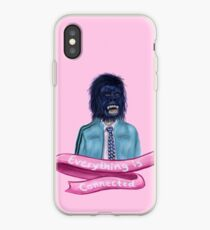 Dirk Says: Everything is Connected! iPhone Case