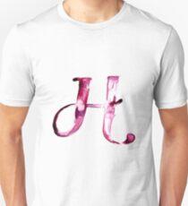Alphabet H T-Shirt