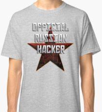 Official Russian Hacker Classic T-Shirt