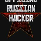 Official Russian Hacker by BarbwireCult