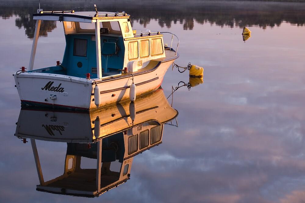 Dawn Reflections by Elana Halvorson