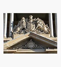 Coat of Arms Photographic Print
