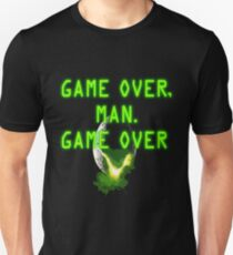 Game Over, Man - ALIENS Unisex T-Shirt