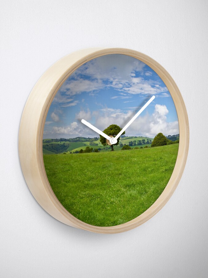 Alternate view of High Country Clock