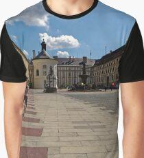 Prague 2011 52a Graphic T-Shirt