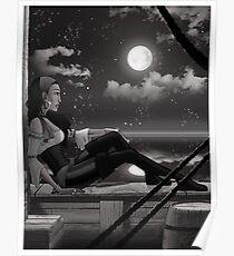 Night at Sea Poster