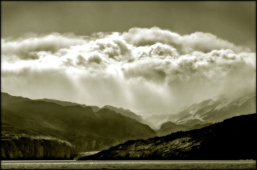Approaching Storm by Charles McKean