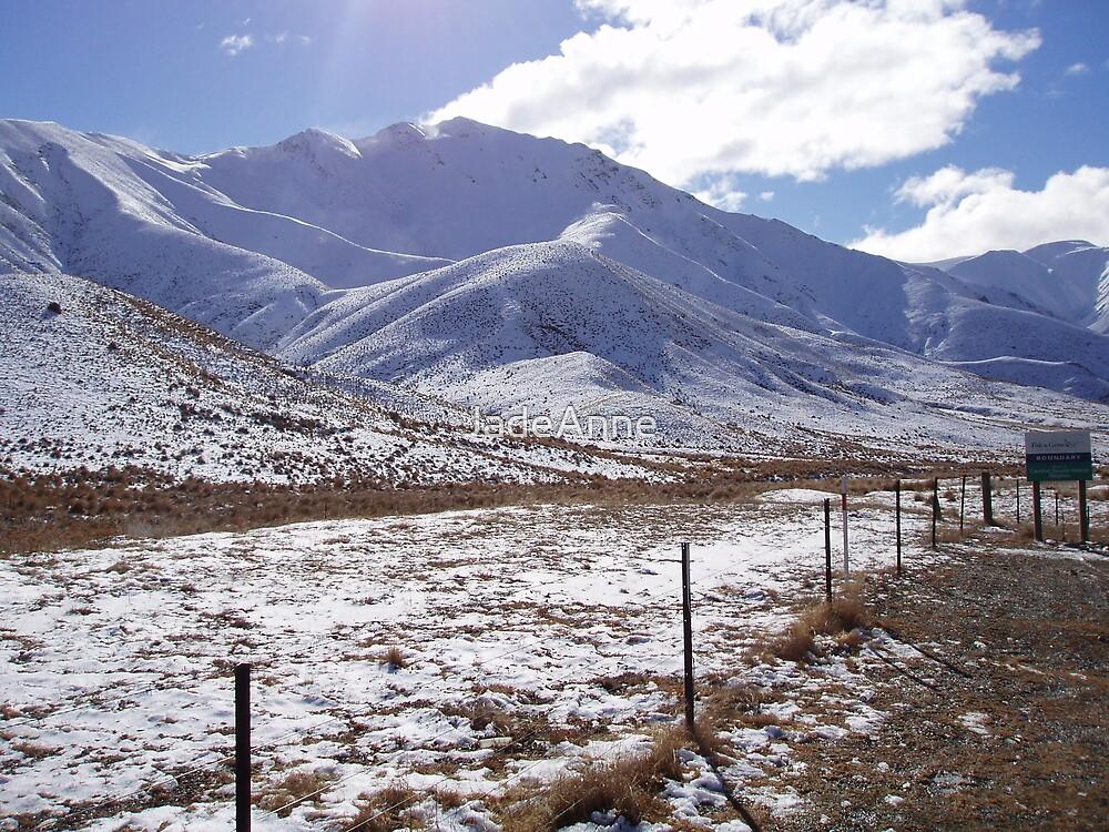 New Zealand Winter #2 by JadeAnne