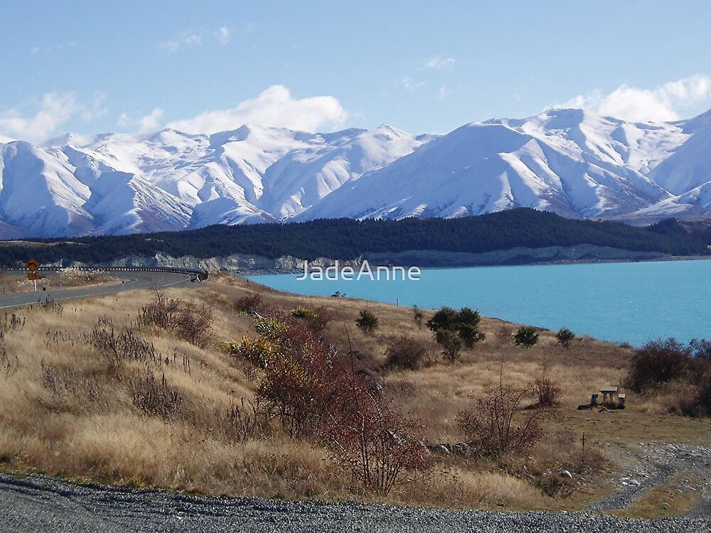 New Zealand Winter by JadeAnne