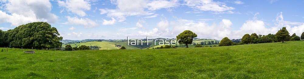 Green Fields by Ian Fraser